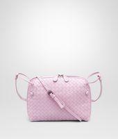 Parme Intrecciato Nappa Messenger Bag Small Messenger Bag a9983da1c1f0e