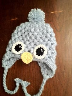 Baby blue bird hat Any size great for photos. $17.00, via Etsy..... I want this for the baby