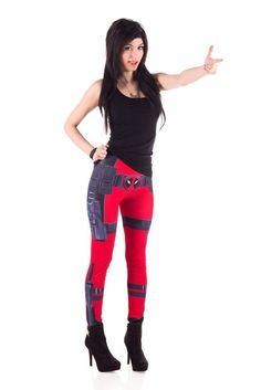 Deadpool Leggings