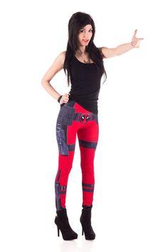 Deadpool Leggings