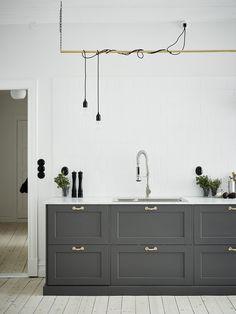Scandinavian in grey... – Greige Design