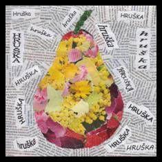 Ovoce - koláž