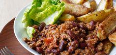 Chilli+Con+Carne+Recipe+&+Wedges+-+Sainsbury's