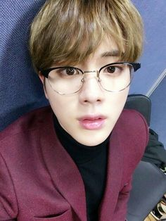 Really handsome  #jin #bts #korea