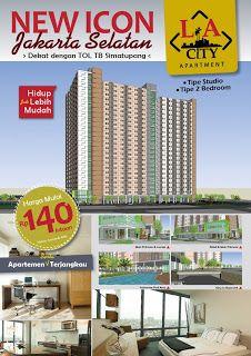 LA City Apartemen Ikon Baru Hunian Jakarta Selatan