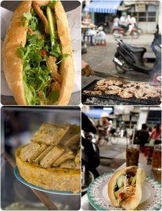 Bánh mì Việt Nam (món ăn đường phố ngon nhất thế giới