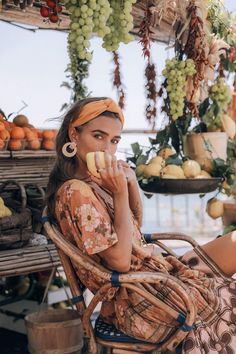 """Boho Brand Spell Designs Delivers """"Between Sea and Sky"""" Collection Look Hippie Chic, Bohemian Style, Style Parisienne, Poses Photo, Spell Designs, European Summer, Moda Boho, Jolie Photo, Summer Aesthetic"""