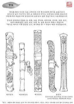 참고문헌 - 한국복식사전(2015)/강순제 외 담인복식미술관 개관기념도록(1999)