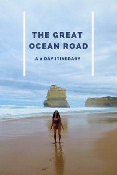 If you don't have the time to plan a road trip to the Great Ocean Road, then use this 2 day itinerary as a guide tailored for you. Strange Things Are Happening, Round The World Trip, Apollo Bay, Bay Of Islands, Seaside Towns, Waterfalls, The Locals, Lighthouse, Melbourne