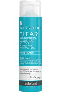 Clear Extra Strength Acne Exfoliant #paulaschoice #fragrancefreeproducts #crueltyfreeproducts