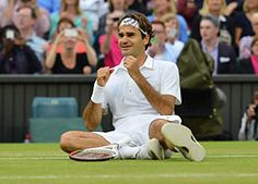 Roger what else? #tennis #wimbledon