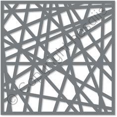 Présentation détaillée de notre gamme de portails découpés laser sur aluminium hosaiis
