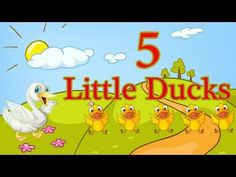 Five Little Ducks - The Learning Station
