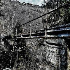 Bisse de Salins  #bisse #suone #valais #wallis #valaiswallis #inlovewithswitzerland #myswitzerland #nendaz #inlovewithnendaz #amoureuxdenendaz #igerssuisse #nature #bridge #hiking #randonner #valaisgravedansmoncoeur #staypositive Wallis, Utility Pole, Bridge, Hiking, Nature, Photos, Walks, Naturaleza, Pictures