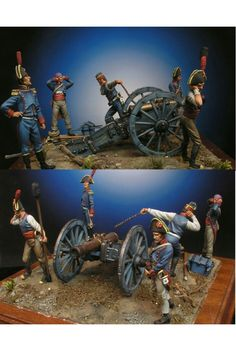 French artillery, early period