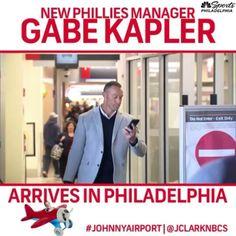 Ok Phillies Fans The New Manager Gabe Kapler  Via @nbcsphilly Give them a follow while you're here  #phillies #philadelphiaphillies #philliesbaseball #gophillies #flyers #eagles #sixers #mlb #mlbnews #breakingnews #news #sportsnews #nfl #nhl #nba #baseball #mlbbaseball #majorleaguebaseball #lvironpigs #philadelphia #phillysports #philly #philadelphiapennsylvania #rhyshoskins #aaronnola #freddygalvis #jpcrawford #espn #foxsports #mlbnetwork