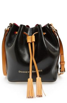 Dooney & Bourke 'Serena' Embossed Leather Crossbody Bag available at #Nordstrom