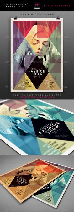 Minimalistic Event Flyer 1 - http://graphicriver.net/item/minimalistic-event-flyer-1/4701748?ref=cruzine