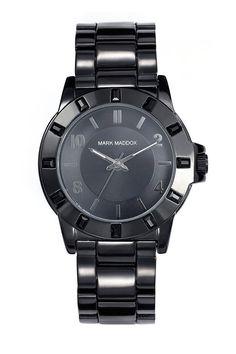 Mark Maddox la nueva marca de relojes low cost