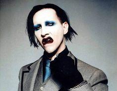 Avant/Après : A quoi ressemble Marilyn Manson sans maquillage ?