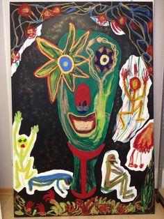 Stick Figures, Concept, Mood, Painting, Art, Atelier, Photo Illustration, Basic Drawing, Craft Art