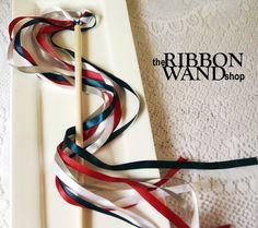 the Ribbon Wand shop: Celebration Streamer Wand Tutorial Ribbon Wands, Diy Ribbon, Diy For Kids, Crafts For Kids, Princess Wands, Star Wand, Diy Wand, Fairy Wands, Harry Potter Wand