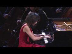 Prokofiev - guest performer Yuja Wang - YouTube