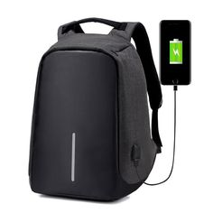 Backpack Multi function USB charging