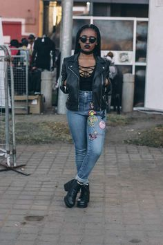 b2e46e476aa 13 Incredible Photos of Street Style from Johannesburg s Back to the City  Festival