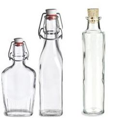 Bottle source for presents of homemade Limoncello or Orange bitters.  www.specialtybottle.com