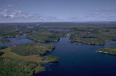 Voyageurs National Park, MN