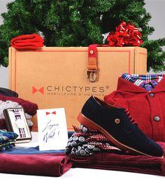 Noël 2015 : CHICTYPES se charge des cadeaux masculins.