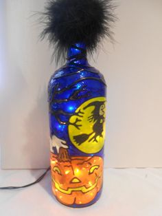 Check out this item in my Etsy shop https://www.etsy.com/listing/248101193/halloween-inspired-stained-glass-look