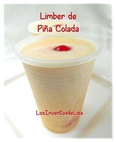 Los Inventos de Lisa: Limbers de Piña Colada