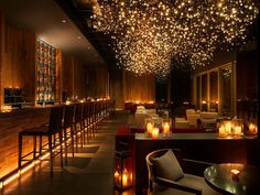 business hotel Chinas Sanya Edition hotel is the first with its own private ocean - Business Insider Luxury Restaurant, Restaurant Lighting, Restaurant Interior Design, Restaurant Restaurant, Design Hotel, Hotel Tumblr, Edition Hotel, Luxury Lighting, Hallway Lighting