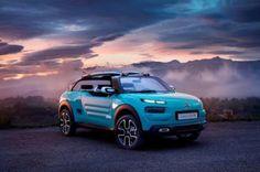Novo Concept Car CITROËN CACTUS M: Free Your Mind! | Jornalwebdigital
