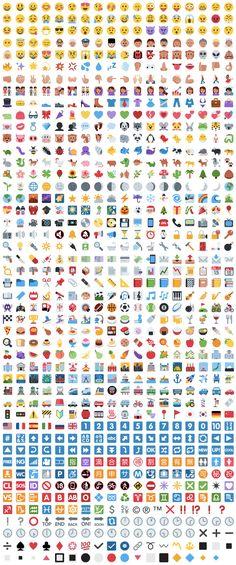 All Twitter Emoji