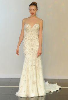 Simone Caravalli | Fall 2014 Collection | Wedding Gown | Bridal