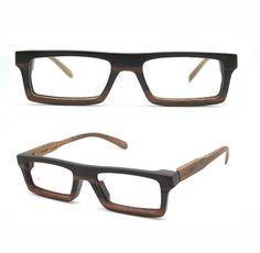 d26b751161 Items similar to Ebony NEVER TAKEMOTO handmade wooden tow tone brown sunglasses  Free shipping on Etsy