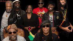 The Wailers: «El reggae está volviendo a Jamaica»