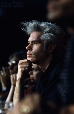 American Film Director Jim Jarmusch