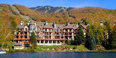 Head for the Hills – Tablet Hotels Magazine Higher Ground, Quebec, To Go, Around The Worlds, Canada, Mansions, House Styles, Places, Trips