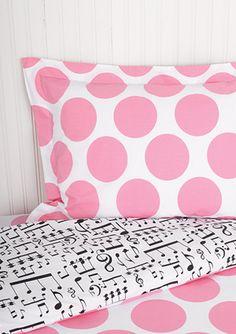 Music Note Comforter