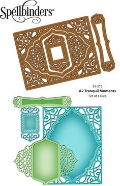 "Dies tagged ""Spellbinders CHAW 2014 Release"" 