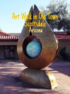 Art Walk in Old Town Scottsdale Arizona Scottsdale Arizona, Arizona Travel, Arizona Trip, Sedona Arizona, The Big Year, Art Walk, Vacation Trips, Vacations, Old Town