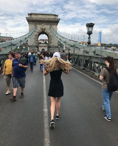 """""""I love how centrally located Maastricht is, you can be in Germany or Belgium within an hour by train!"""" Read the full interview with Haley to find out more about her study abroad experience! By Train, Study Abroad, Tower Bridge, Brooklyn Bridge, Belgium, How To Find Out, Interview, Germany, Summer"""