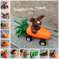 Treehouse Cakes by Kat