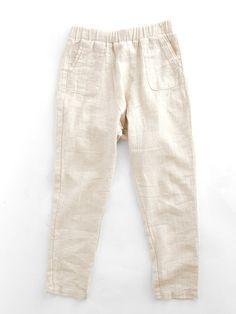 linen lounge pants from grain.