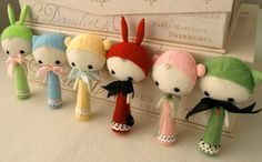 Gingerbelle pdf Pattern  Instant Download by Gingermelon on Etsy