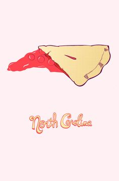 North Carolina by  John Holcomb ... $30 - ain't this just sweet as pie?!